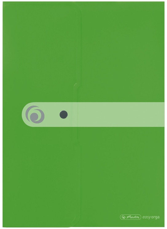 Herlitz Document Folder Easy Orga A4 11227022 Opaque Apple