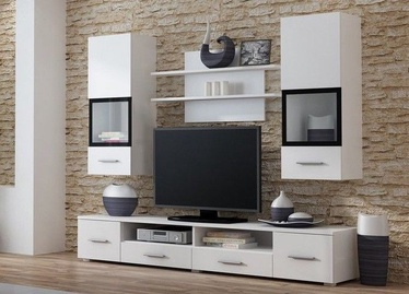 Cama Meble Wall Unit Snow White