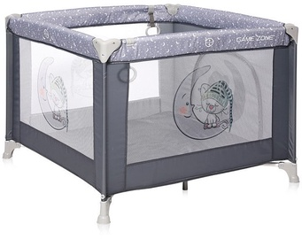 Lorelli Playpen Game Zone Grey Cute Moon