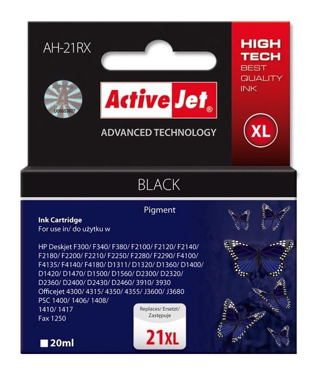 Кассета для принтера Action ActiveJet AH-21RX HP Black