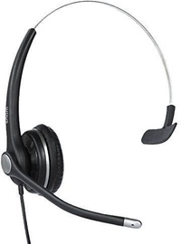 Snom A100M Mono On-Ear Headset Black