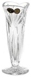Bohemia Vase Crystal 21cm