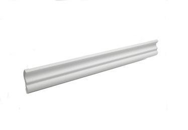 Lubų apdailos juostelės 03502 E, balta, 200 x 2.1 cm