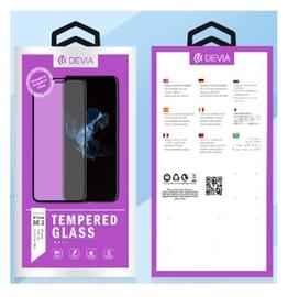 Защитное стекло Devia Entire View Anti-glare Tempered Glass for iPhone SE2, 9h