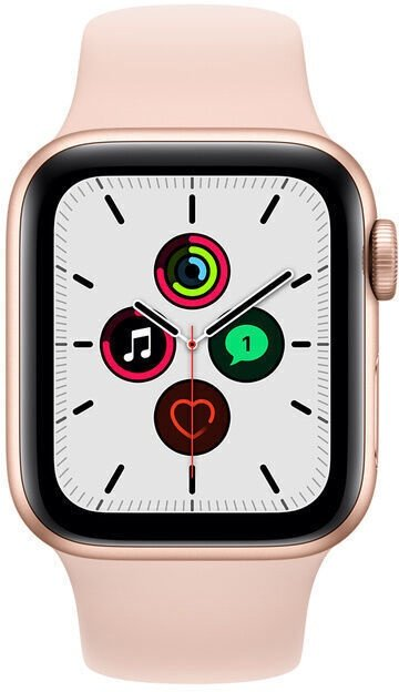 Умные часы Apple MYEH2EL/A, золотой