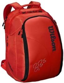 Wilson Federer DNA Backpack Red