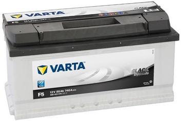 Varta Black Dynamite F5 88Ah