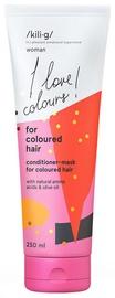 Plaukų kondicionierius Kilig Woman For Coloured Hair Conditioner Mask, 250 ml