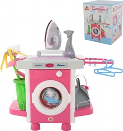 Mājsaimniecības rotaļlieta Wader-Polesie Laundry Kit With Iron