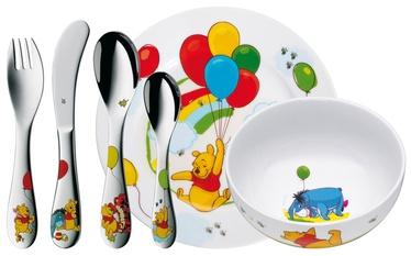 WMF Children's Cutlery Set 6-piece Winnie the Pooh