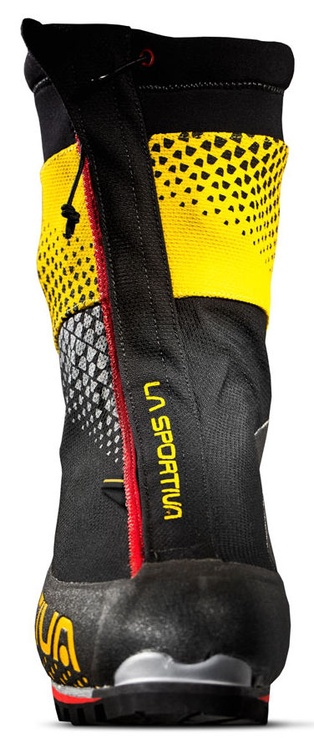 La Sportiva G2 SM Black Yellow 48
