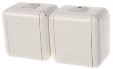 REML 229215000 Double Socket White