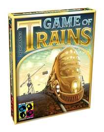 Galda spēle Brain Games Game Of Trains