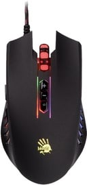 A4Tech Bloody Q81 Neon X'Glide Gaming Mouse Black