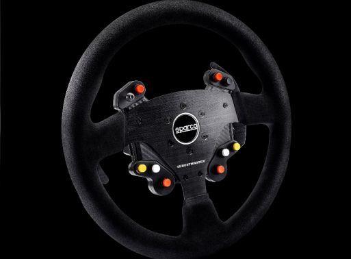 Thrustmaster Wheel Add-On Sparco R383
