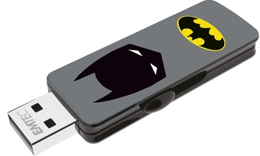 Emtec M700 16GB USB 2.0 Super Heroes P2