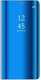 Mocco Clear View Cover Case For Samsung Galaxy A70 Blue