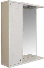 MN Kvadro 06 Bath Cabinet with Mirror Left