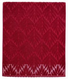 Полотенце Ardenza Flora, красный, 70x140 см, 2 шт.