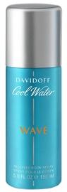 Davidoff Cool Water Wave 150ml Deodorant Spray