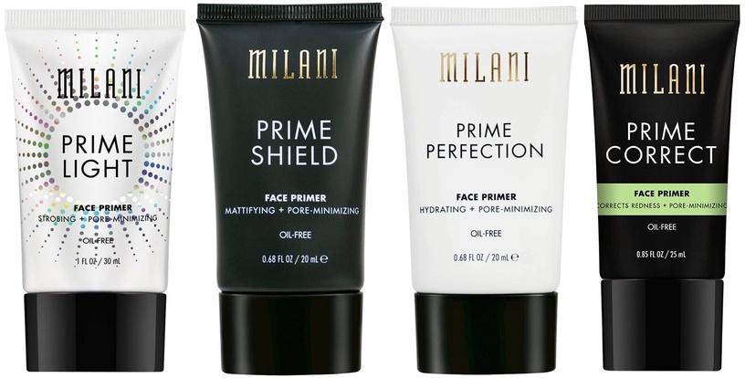 Makiažo pagrindas Milani Prime Shield, 20 ml