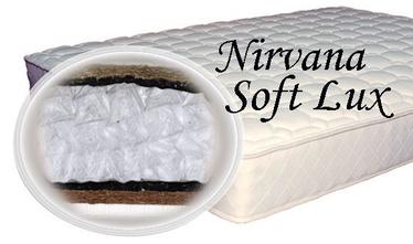 Matracis SPS+ Nirvana Soft Lux, 180x200x23 cm