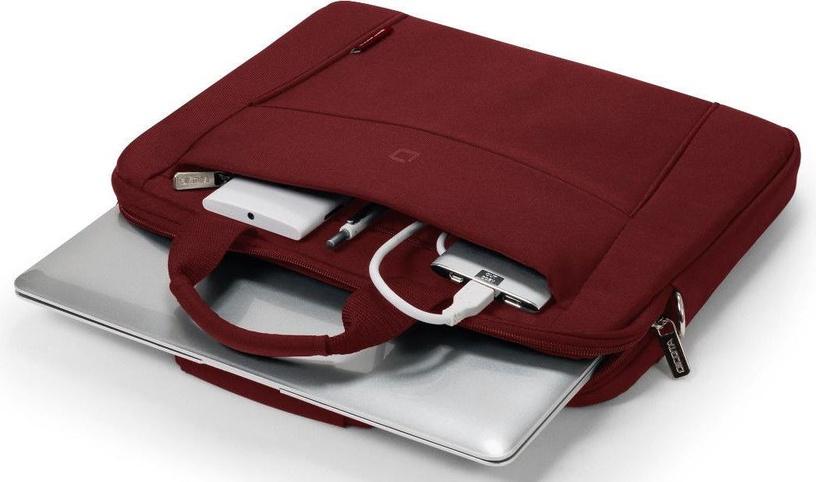 "Dicota Slim Case Base 11-12.5"" Red"
