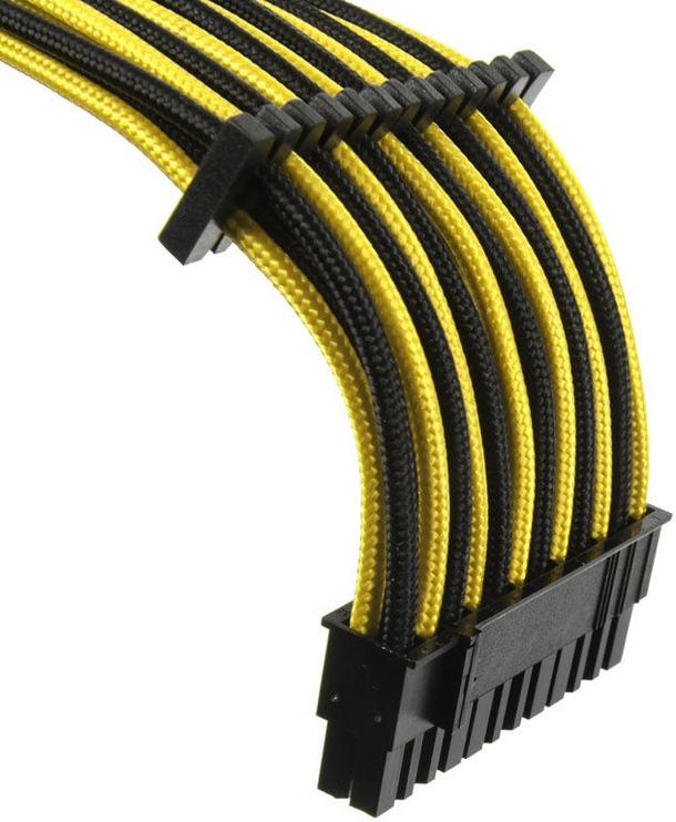 BitFenix Alchemy 2.0 EVG PSU Cable Black/Yellow