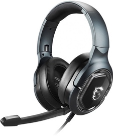 MSI Immerse GH50 Over-Ear Gaming Headset Black