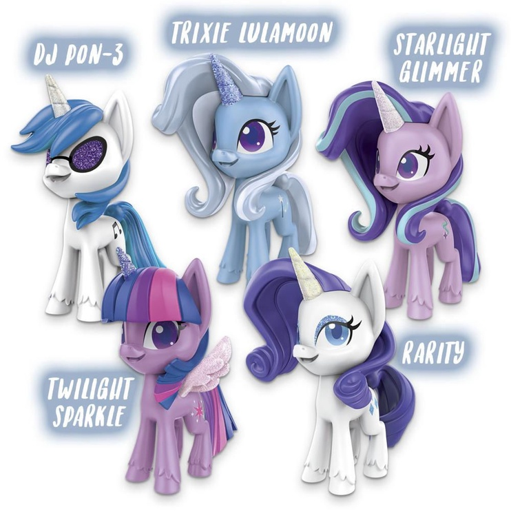 Rotaļlietu figūriņa Hasbro My Little Pony Unicorn Sparkle Collection E9106