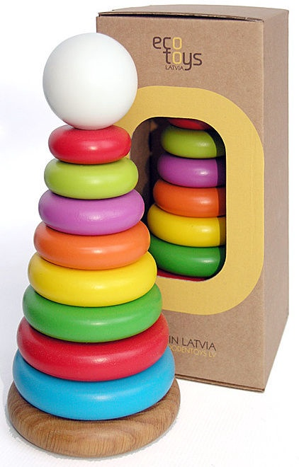 EcoToys Wooden Toy 30011