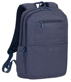 """Rivacase Notebook Backpack for 15.6"""" Blue"""