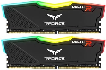 Team Group T-Force Delta RGB 32GB 3600MHz CL18 DDR4 KIT OF 2 TF3D432G3600HC18JDC01