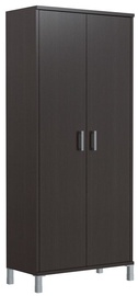Skyland Born Office Cabinet B 430.6 90х45х205.4cm Dark Gray