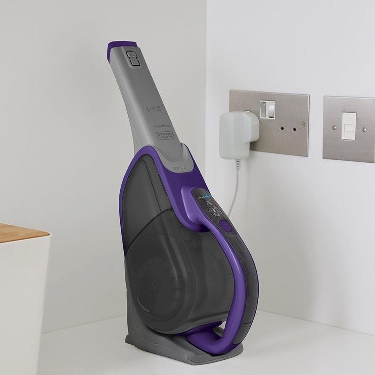 Black+Decker DVJ325BFSP Hand Vacuum Cleaner