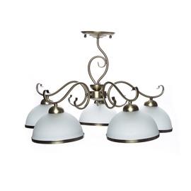 Pakabinamas šviestuvas Domoletti Estera, 5 x 60 W, E27