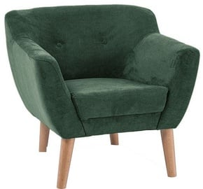 Signal Meble Armchair Bergen 1 Green