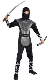 Amcan Ninja Wolf Costume 999472