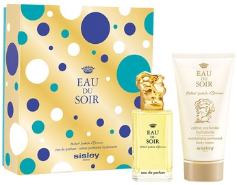 Sisley Eau du Soir 100ml EDP + 150ml Body Cream