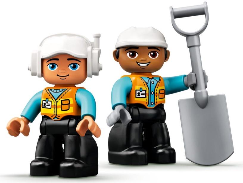 Konstruktor LEGO® Town 10931 Veok ja roomikekskavaator