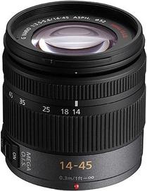 Panasonic Lumix G Vario 14-45mm f/3.5-5.6 ASPH MEGA O.I.S Black