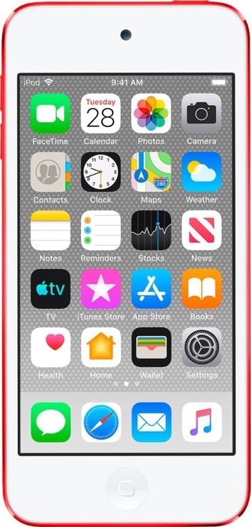 Музыкальный проигрыватель Apple iPod Touch 7th Generation Product (RED), 32 ГБ