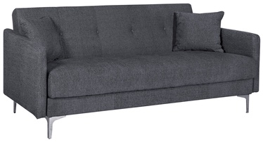 Home4you Sofa Bed Logan Gray 11598