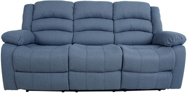 Home4you Malina Sofa Blue/Gray