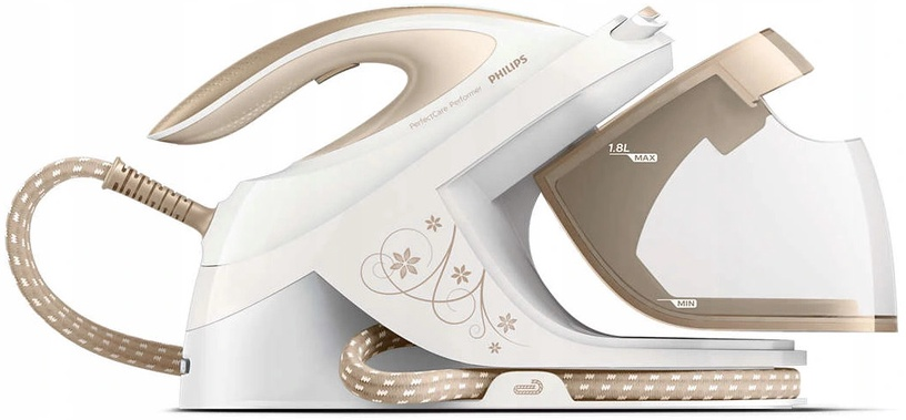 Гладильная система Philips PerfectCare Performer GC8750/60, белый