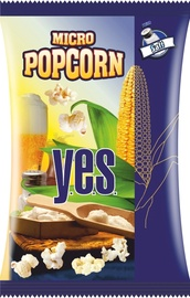 Spraginti sūdyti kukurūzai Yes Popcorn 90g