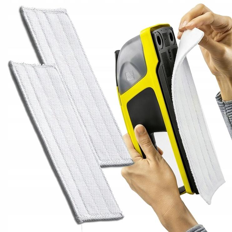 Ткань Karcher Vacuum Cleaner Cloths 2.633-132.0 2pcs