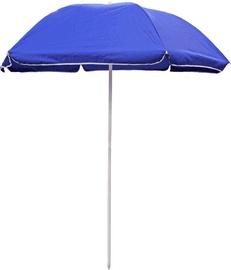 Paplūdimio skėtis Diana, 2000 mm, mėlynas