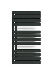 Rankšluosčių džiovintuvas Terma WARP S, 50 x 91.5 cm, pilkas