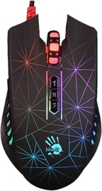 A4Tech Bloody P81 Light Strike 5K RGB Animation Gaming Mouse Starlight Black